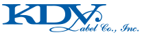 KDV Label Logo